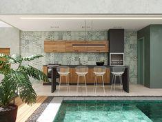 Portobello, Conference Room, Table, Furniture, Deck, Home Decor, Play Areas, New Houses, Arquitetura