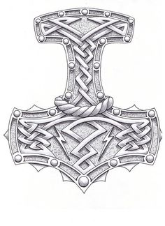 Image result for thor tattoo