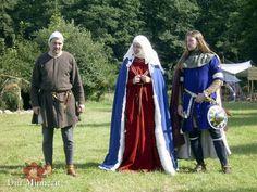 Handwerker 1250, Adelige 1250 (Hochmittelalter) und Ritter, 1350