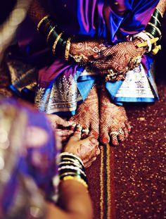 Prasad & Hemlata Wedding by omkar chitnis photography, via Behance