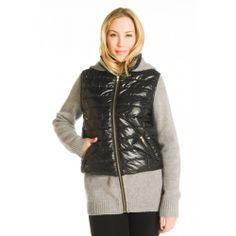 Rene Derhy ζακέτα-μπουφάν Winter Jackets, Vest, Fashion, Winter Coats, Moda, Winter Vest Outfits, Fashion Styles, Fashion Illustrations