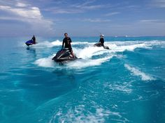 Jet Ski to Bahamas and back in one day...PWCFLORIDA