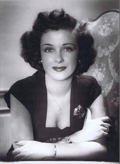 Joan Bennett - Photo by George Hurrell