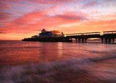 Bournemouth Pier, Dorset, England