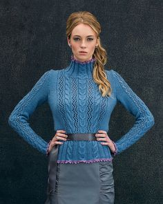 Ravelry: Bella pattern by Louisa Harding