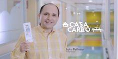 Joven Luis Pellecer se une a campaña #YoDoyPositivo