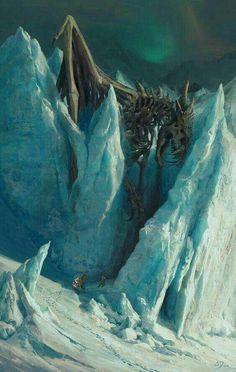 Dragonblight by Gaelle Seguillon