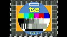 Carta de Ajuste TVE Radios, Thing 1, Nostalgia, Different Art Styles, Test Card, My Childhood Memories, Tin Boxes, We Remember, Old Tv