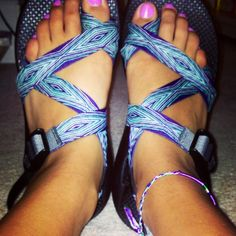 These are the Chacos I ordered...woohoo I'm so pumped for them to come in! Crazy Shoes, Me Too Shoes, Cute Shoes, Blue Sandals, Shoes Sandals, Blue Chacos, Summer Shoes, Sock Shoes, Shoe Game