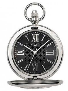 Thomas Sabo Mens Steel Pocket Watch WA0044-211-203