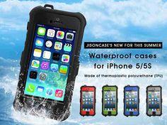 Perfect for travel,Jison case waterproof iPhone 5/5S! — jisoncase.com