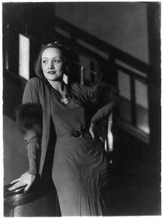 Check Out This Giant List of Famous Lesbians and Bisexual Women: Marlene Dietrich