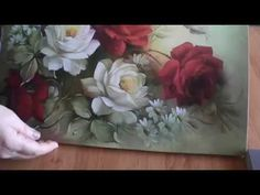 Dekupaj Tekniğiyle Kolay Tablo Yapmak - YouTube Dyi Crafts, Acrylic Pouring, Art Tips, Poppies, Abstract Art, Ceramics, Crafty, Floral, Flowers