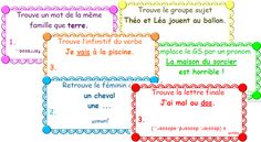 Le jeu des rondelles: CE 1 : jeu grammaire orthographe et vocabulaire