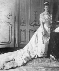 Archduchess Marie Valerie, a daughter of Empress Elizabeth and Emperor Franz Joseph, was born on the 22nd April 1868 and died on the 6th September 1924. Marie Valerie was born in Budapest, Hungary. Empress Elisabeth was very fond of Valerie and was able to raise her youngest child herself. Valerie was Elisabeth's favourite child.