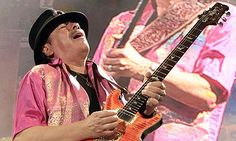 santana | ... Santana on the bad trip that was Woodstock. Photograph: Rex Features