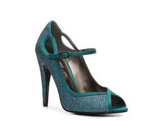 Lulu Townsend Marica Glitter Pump High Heel Pumps Pumps & Heels Women's Shoes - DSW