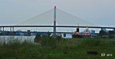 Veterans' Memorial Bridge, Toledo, Ohio