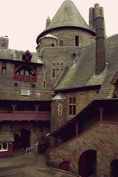 Medieval, Castle Coch, Wales photo via cynthia
