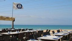 BJ's Restaurant is a Sandyblue favourite! Fosnad between your toes fun and fabulous food, this is the place. Book ahead though if you want a table for lunch during their live music afternoon. BJ's Oceanside, Restaurants, Central Algarve - The Algarve is famous for its gorgeous beaches, excellent seafood and wonderful hospitality. At BJ's Oceanside Re... - Read More http://www.mydestination.com/algarve/restaurants/16106/bjs-oceanside