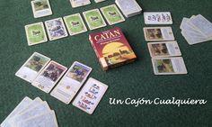 Catan, un juego de cartas diferente