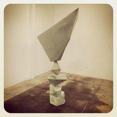 Contemporary and minimal sculpture via siglomoderno- sculpture, design, unique