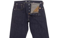 Studio D'Artisan D1672 WWI Model Jeans