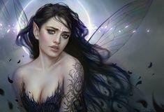 Dark Fairy by SELENE