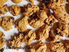Recipe for Chewy Pumpkin Cookies