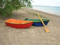 Construction of Two Portuguese Style Dinghies (Small Boats)