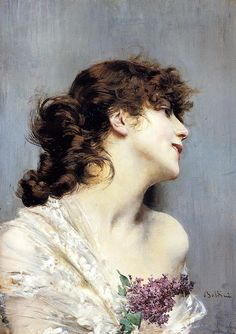 The Artistic Anatomy Blog | Various works by Giovanni Boldini