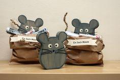 Ein Sack Mäuse von Kirsten's Kram und Krempel auf DaWanda.com