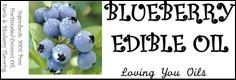 Blueberry Edible Body Oil, Inspired by Nature by LovingYouOilsAndMore on Etsy