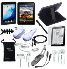 Your iPad is indeed the apple of your eyes and you care it with all your heart. The iPad already being a prized possession of its owners, one can better it with the cool and convenient accessories flooding the stores.    Read more: http://takeyourtips.com/best-of-accessories-for-your-ipad/
