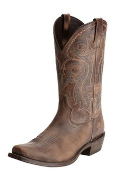 Ariat Lawless Rustic Maple Men's Cowboy Boots - HeadWest Outfitters