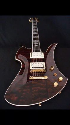 B.C. Rich Mockingbird Custom