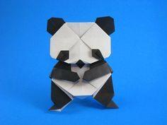 little panda by Kumasaka Hiroshi