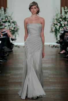 Jenny Packham This in white might be pretty...