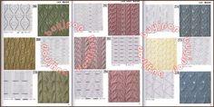 Japanese Knitting Patterns in English | ... Japanese Knit Pattern Book Comprehensive 300 Knitting Pattern Stitch
