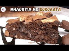 Μηλόπιτα με Σοκολάτα Η πιο ΕΥΚΟΛΗ Μηλοπιτα που θα φτιαξετε ποτε (Συνταγή για Μηλόπιτα) - YouTube Cooking, Apple Pies, Youtube, Desserts, Food, Kitchen, Tailgate Desserts, Deserts, Apple Tea Cake