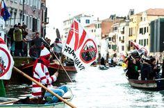 photo by Melania Mely Pavan - Carnevale a Venezia. La parata più bella mai vista. Per chi le grandi navi non le vuole in laguna