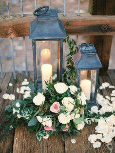 Decoración de boda con velas 2017. ¡Un toque romántico para tu gran día! Image: 5