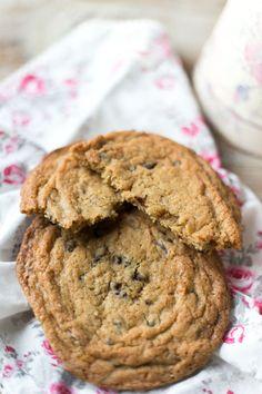Receta de cookies de chocolate