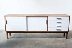 Martin Visser Wenge and Formica Credenza | From a unique collection of antique and modern credenzas at http://www.1stdibs.com/furniture/storage-case-pieces/credenzas/