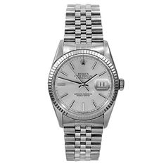 #perpetualcalendar #rolexwatchesformen Rolex Datejust automatic-self-wind mens Watch 16014 (Certified Pre-owned) Check https://www.carrywatches.com
