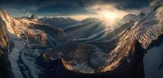 The Alps by Max Rive on 500px