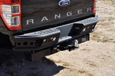 ranger dimple r rear bumper Ford Ranger 2013, Ford Ranger Wildtrak, Toyota Hilux, Toyota Tacoma, Jeep Truck, 4x4 Trucks, Pick Up, Off Road Bumpers, Car Roof Racks