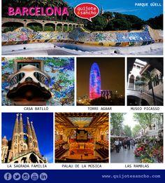 Barcelona http://quijotesancho.com
