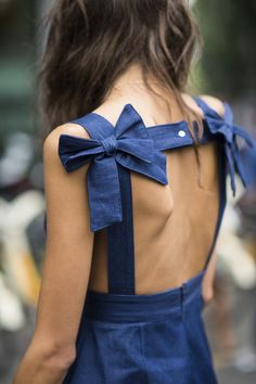 Tied With a Bow: Embracing the Girly Signature for Spring - Gallery - Style.com