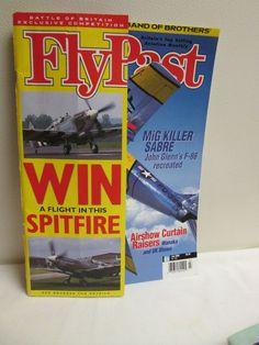 FLYPAST JULY 2000 Aviation Airplane Magazine